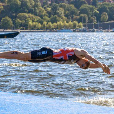 Triathlon training camps for GB age group triathletes