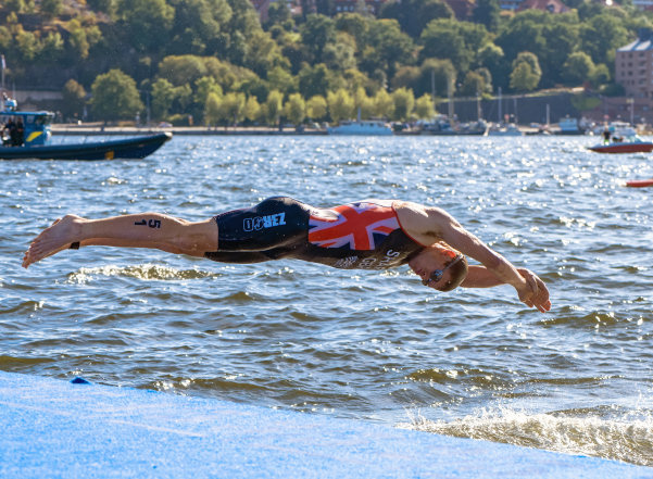 Triathlon training camps for GB age group triathletes