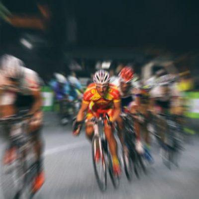 Triathlon training cycling in Mallorca