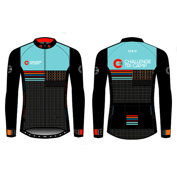 Challenge Tri Camp long sleeved jersey