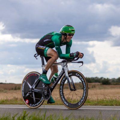 Triathlon training cycling