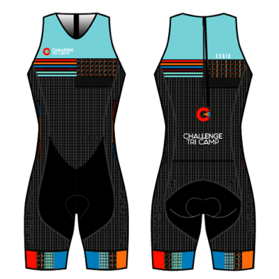Challenge Tri Camp sleeveless tri suit
