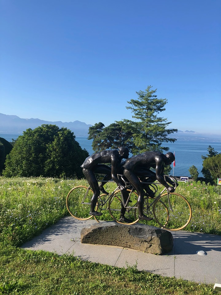 Lausanne Course Information Challenge Tri Camp