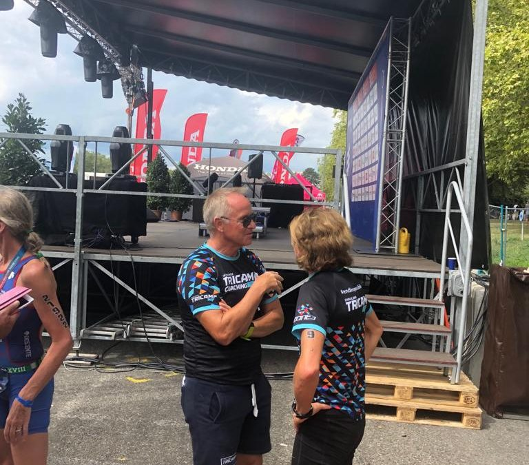 Emma Fisher – ITU Sprint Triathlon World Champion Coached by Joint Head Coach Brent Perkins