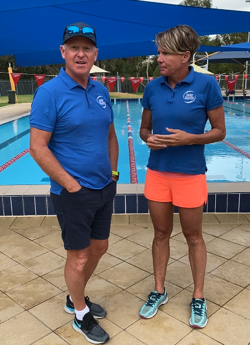 Age Grouper to Olympian Challenge
